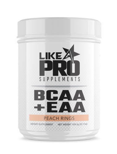BCAA/EAA - All Pro Nutrition Wilmington