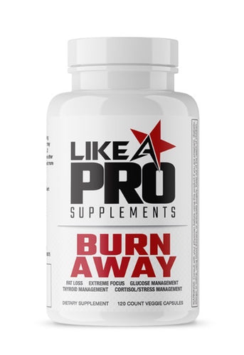 Burn Away - All Pro Nutrition Wilmington