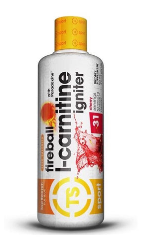 Fireball L-Carnitine Igniter - All Pro Nutrition Wilmington