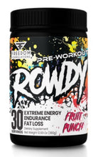 Load image into Gallery viewer, Rowdy - All Pro Nutrition Wilmington