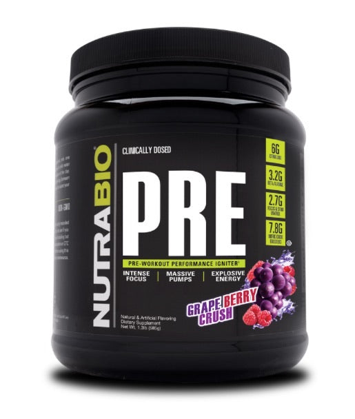 Pre Extreme - All Pro Nutrition Wilmington