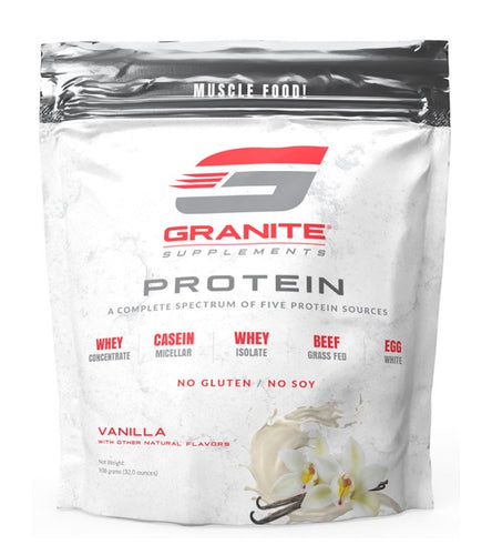 Granite Protein Blend - All Pro Nutrition Wilmington