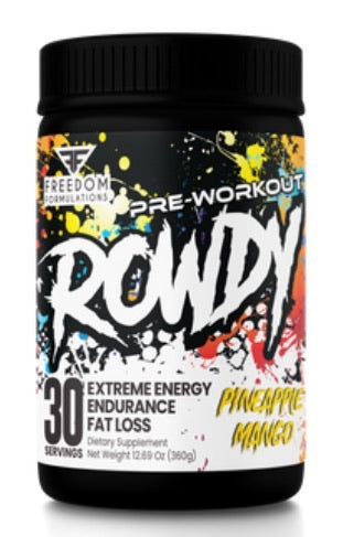 Rowdy - All Pro Nutrition Wilmington
