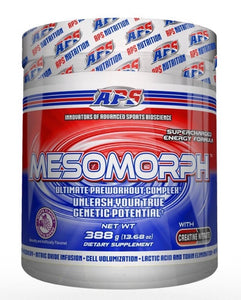 Mesomorph - All Pro Nutrition Wilmington