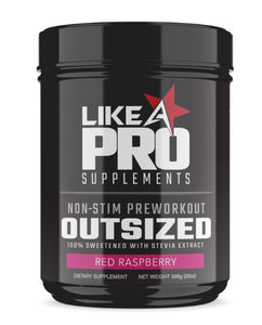 Outsized - All Pro Nutrition Wilmington
