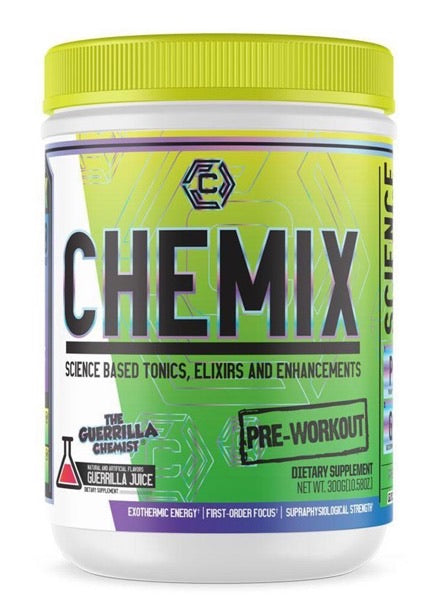 Chemix Pre-Workout - All Pro Nutrition Wilmington