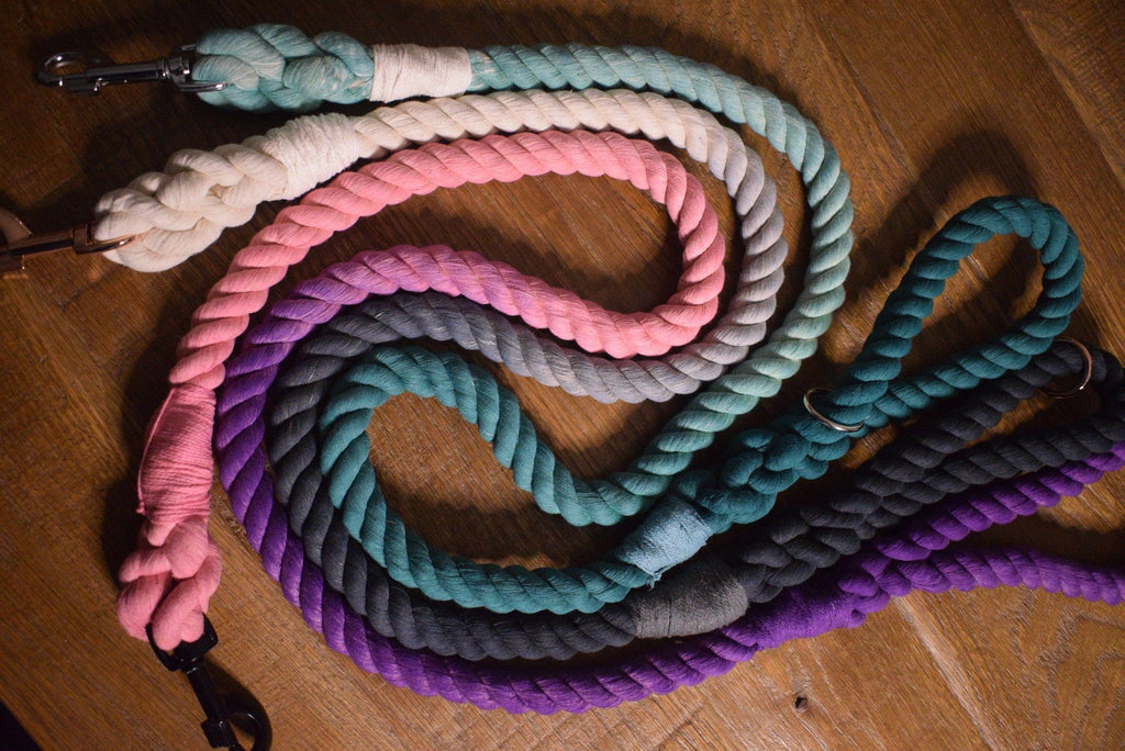 Custom | Ombre Rope Lead