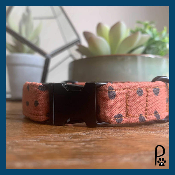 Handmade Collar | Seeing Dots - Parkgate Paws
