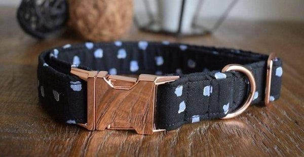 Handmade Collar | Blue Monday - Parkgate Paws