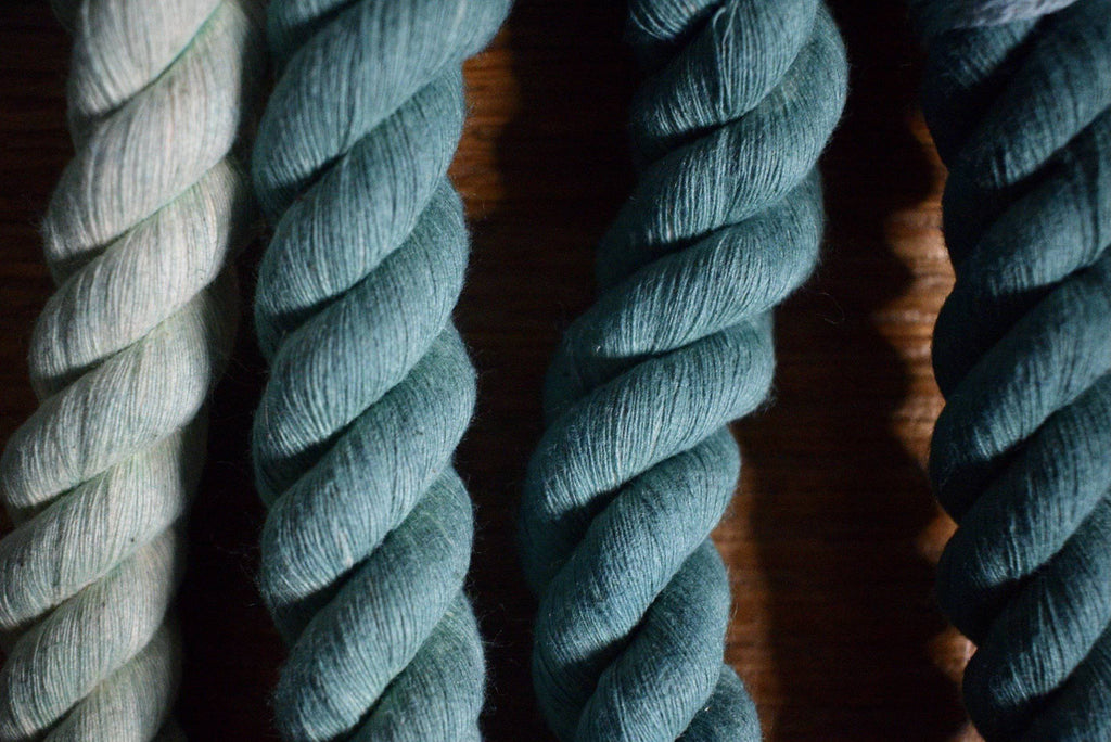 Ombre rope lead