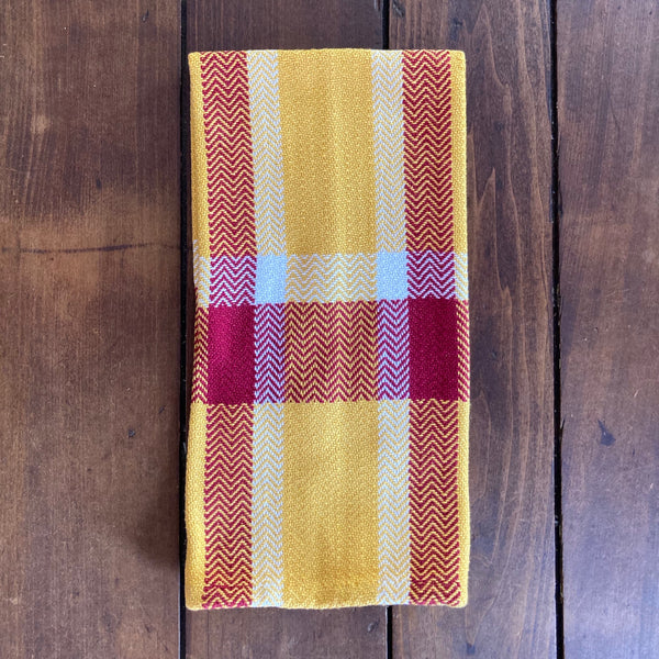 Handwoven Cotton Dish Towel