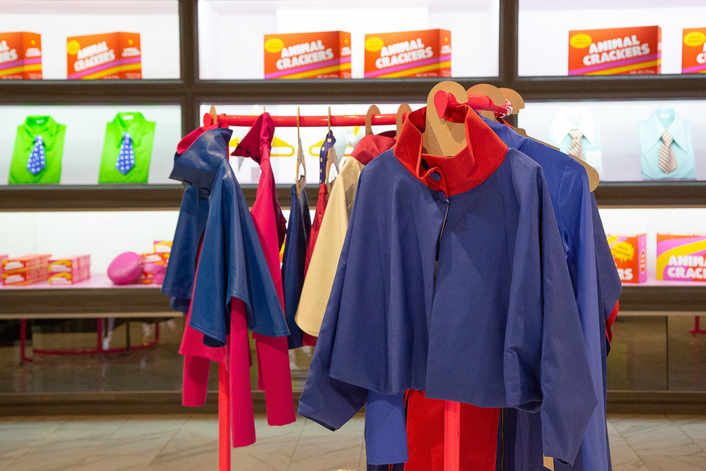 Animal Crackers Clothing - Pop Up Shop in West Hollywood, Los Angeles