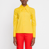 Sonia Shirt Canary Yellow