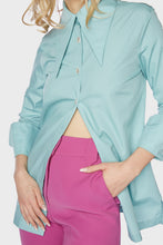 Load image into Gallery viewer, Annika Blouse Powder Blue