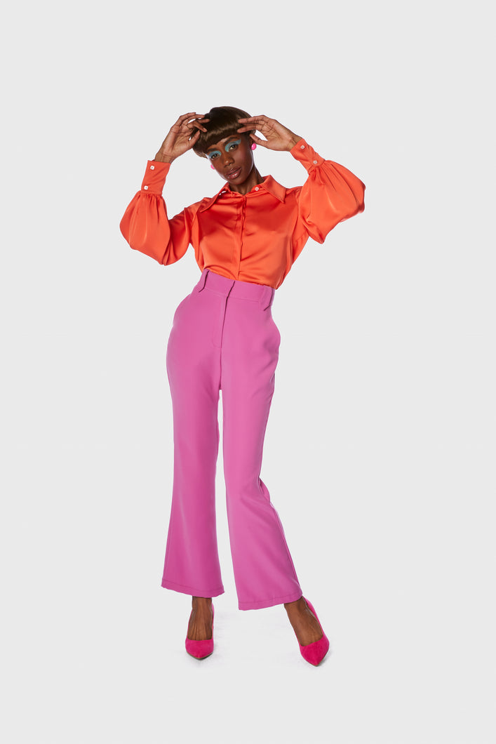 Dallas Pant Cosmic Fuchsia