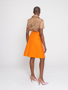 Cordellia Skirt Carrot