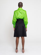 Load image into Gallery viewer, Florence Blouse Parakeet Green