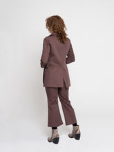 Load image into Gallery viewer, Karina Jacket Brown