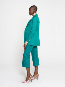 Karina Jacket Teal