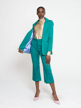 Load image into Gallery viewer, Karina Jacket Teal