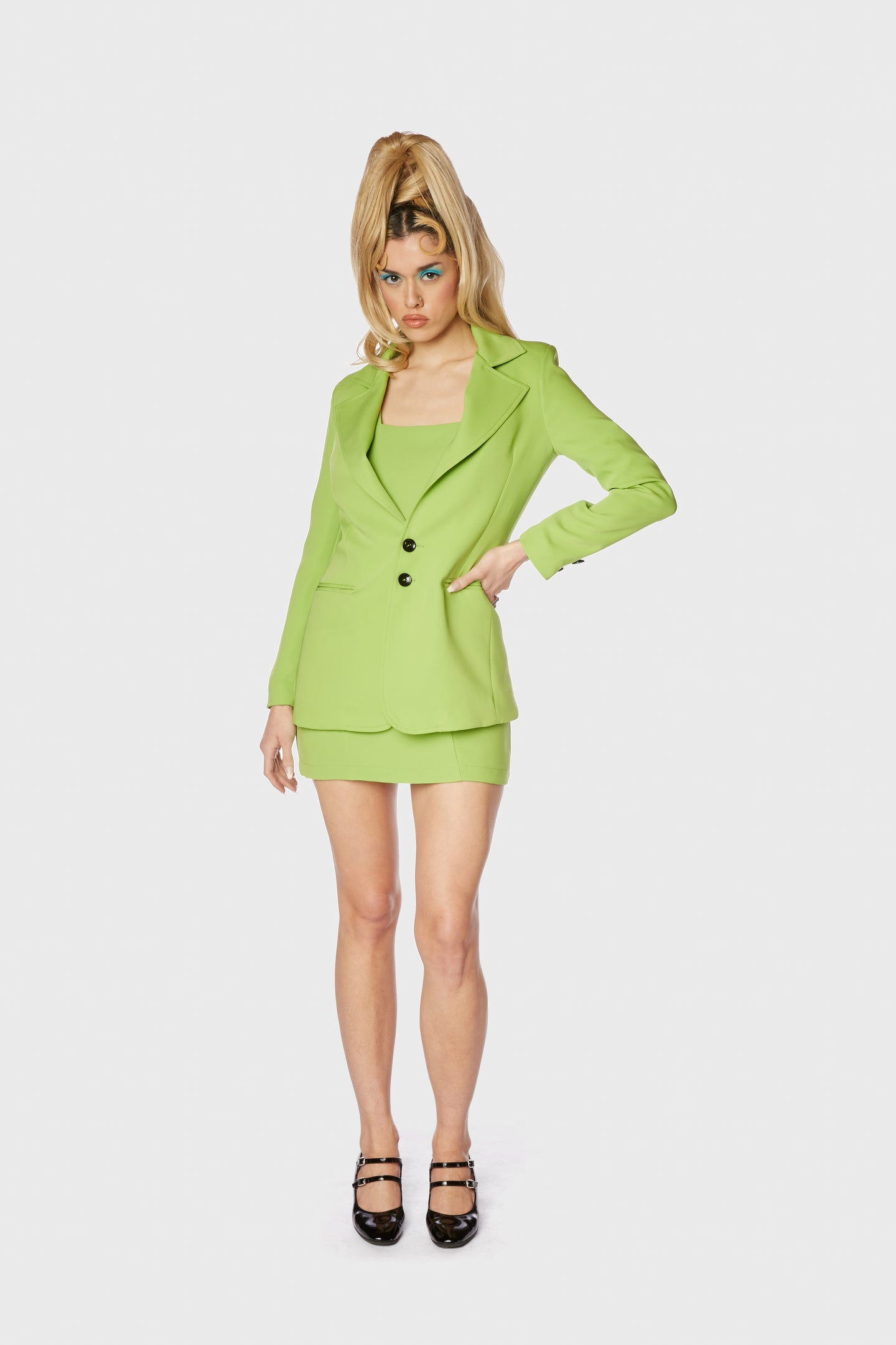 Karina Jacket Kiwi Green