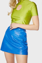 Load image into Gallery viewer, Minnie Skirt Cobalt Blue