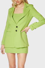 Load image into Gallery viewer, Karina Jacket Kiwi Green