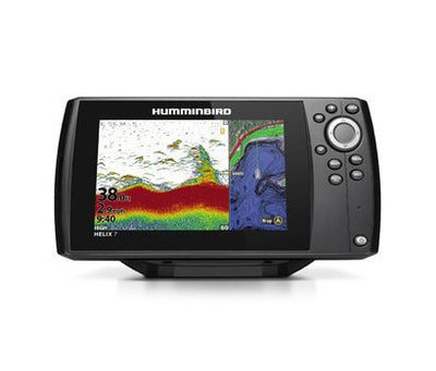 Humminbird Helix 7 G3 CHIRP DS