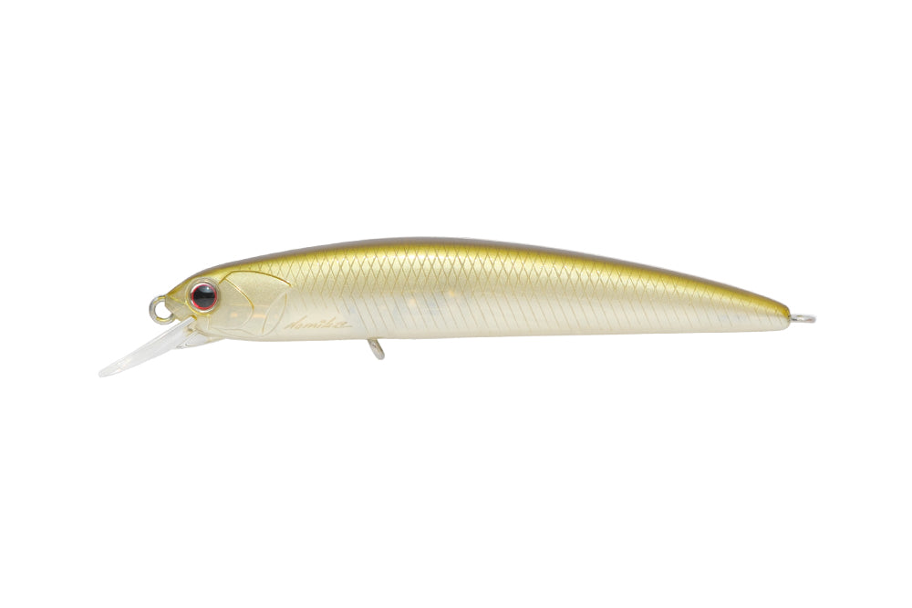 OSP DURGA 73 SP #G01 - Ghost Minnow