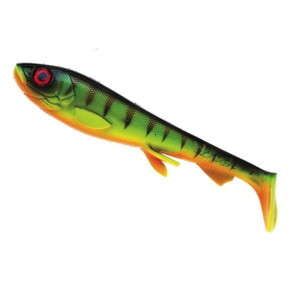 Wolfcreek Shad 23cm #WC004 FIRE TIGER
