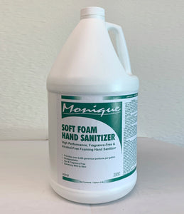 Soft Foam Hand Sanitizer - 1 Gallon-EZM016