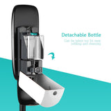 Touch Free Soap Dispenser with Mobile Standing-EZM020