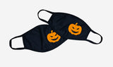 Face Mask With Logo - Washable Reusable Cloth - One Color Print.-EZM005