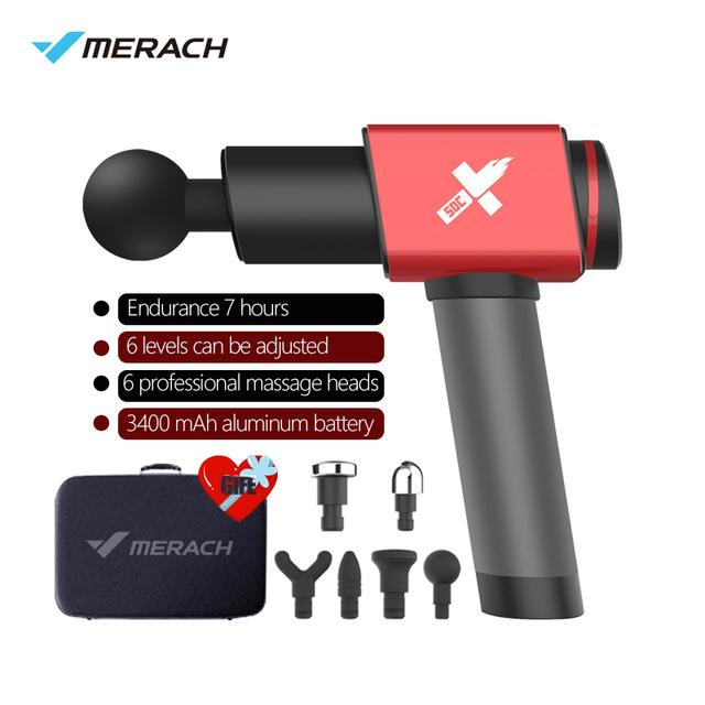 MERACH 2020 Vibration Deep Muscle Tissue Massage - Top Tier Epic