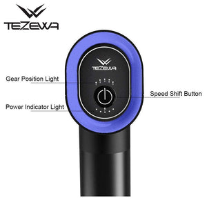 TEZEWA Newest Hand Held Messager for Muscle Relaxation and Exercise Relief - Top Tier Epic