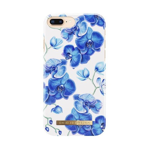 Back Cover iDeal of Sweden baby blue orchid (Apple iPhone 8 Plus / 7 Plus / 6s Plus / 6 Plus)