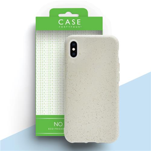 Hard Cover white (Apple iPhone X/XS)