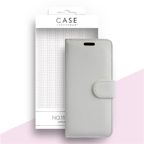 Book Cover white (Samsung Galaxy S20 Ultra)