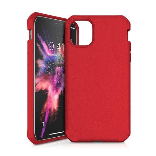 Soft Cover bio red (Apple iPhone 11)