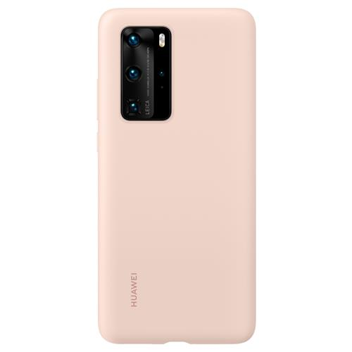 Soft Cover pink (Huawei P40 Pro)