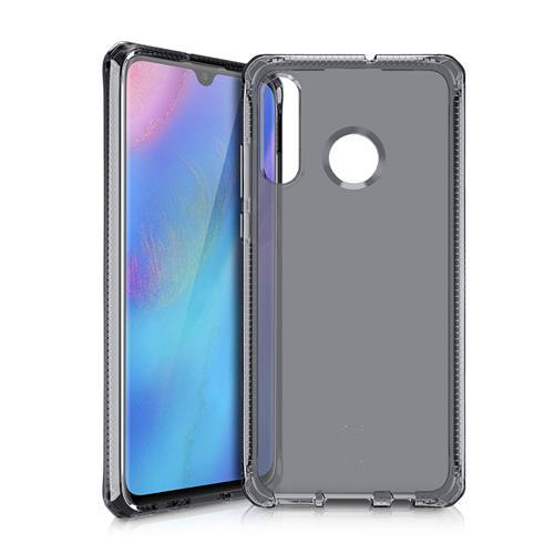 Back Cover spectrum black transparent (Huawei P30 Lite)