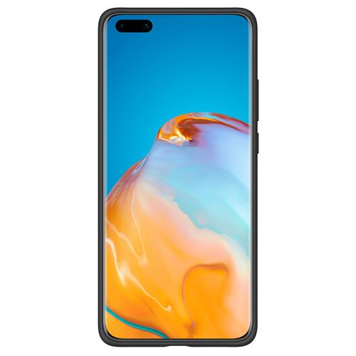 Soft Cover black (Huawei P40 Pro)