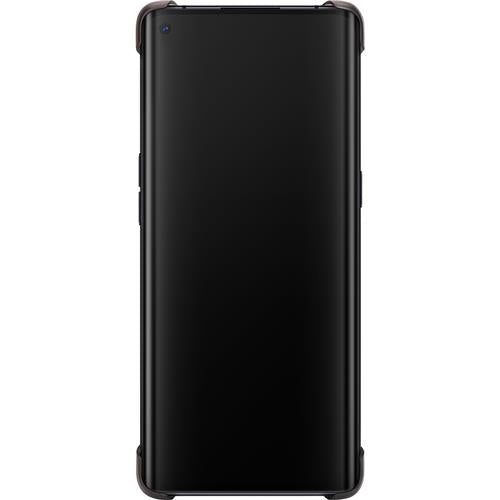 Back Cover clear/black (Oppo Find X2 Neo)