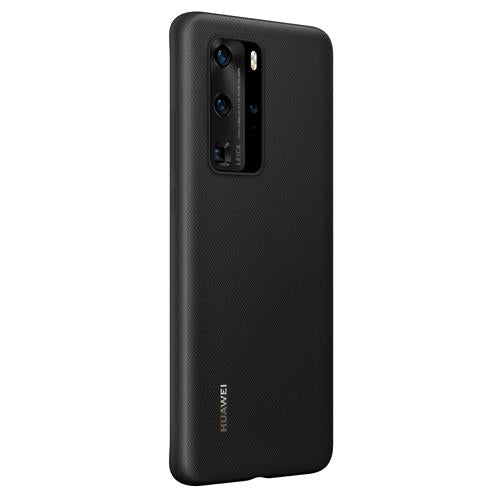 Back Cover black (Huawei P40 Pro)