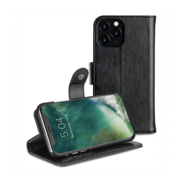 Xqisit Book Cover black (Apple iPhone 11 Pro Max)