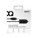 Xqisit Car Charger USB-C 2.0 - black
