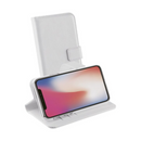 Book Cover Wallet white (Apple iPhone XR)