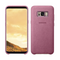 Back Cover alcantara pink (Samsung Galaxy S8 Plus)