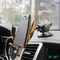Wireless Car-Charging-Holder gold
