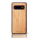 Back Cover PURE Avenwood Bambus-Kunststoff (Samsung Galaxy S10)